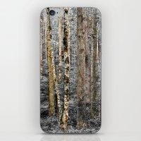 Camo In The Woods iPhone & iPod Skin