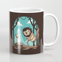 Where the Wild Adventures Are Mug