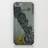 iPhone & iPod Case featuring Sovereign King by NC Stewart