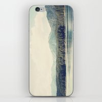 In The Shadow Of The Alp… iPhone & iPod Skin