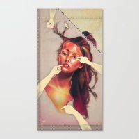 PHOTOSHOP Canvas Print