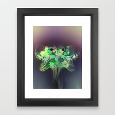 T-Rex Dream Framed Art Print