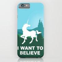 I WANT TO BELIEVE - Unic… iPhone 6 Slim Case