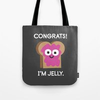 Berry Impressive Tote Bag