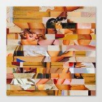 Yo Mama's a Real Estate Agent (Provenance Series) Canvas Print