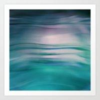 Under Sea Art Print