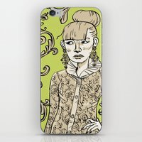 Baroque  iPhone & iPod Skin
