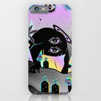 One night on Jupiter iPhone 6 Slim Case