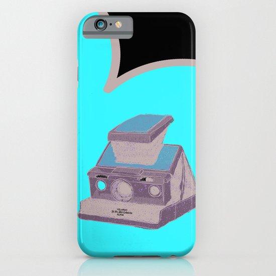 POLAROID SX70 iPhone & iPod Case