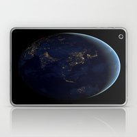 Asia At Night Laptop & iPad Skin