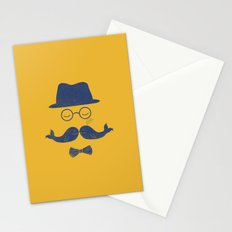 Joyful Whales Stationery Cards