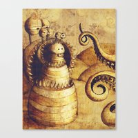 Brusuillis Canvas Print