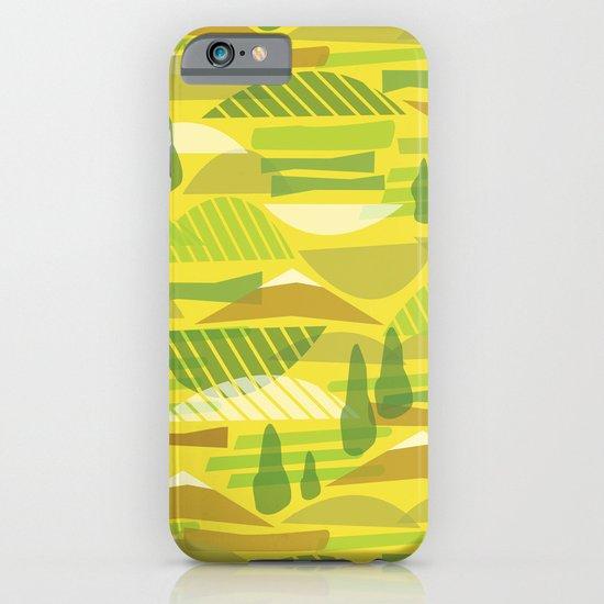 Italian Countryside iPhone & iPod Case