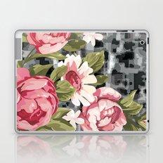 flowwwer pattern Laptop & iPad Skin