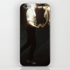 abyss of the disheartened VII iPhone & iPod Skin