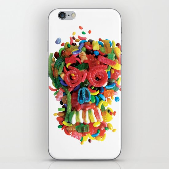 Death and Tooth Decay iPhone & iPod Skin