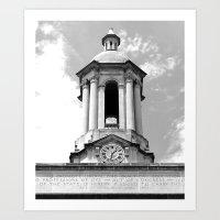 Penn State Old Main #3 Art Print