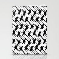 Xtooth Stationery Cards