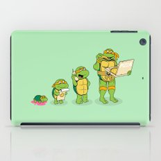 one mutation with extra cheese iPad Case
