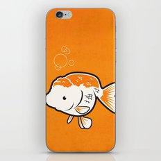Ranchu Goldfish iPhone & iPod Skin