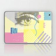 M_eye Laptop & iPad Skin