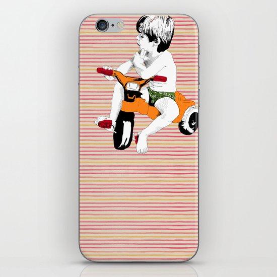 Easy rider iPhone & iPod Skin