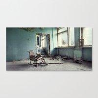 Chernobyl - лікарн… Canvas Print