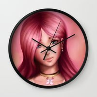 Fluttershy (older Versio… Wall Clock