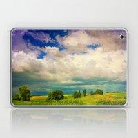 In a Landscape Laptop & iPad Skin