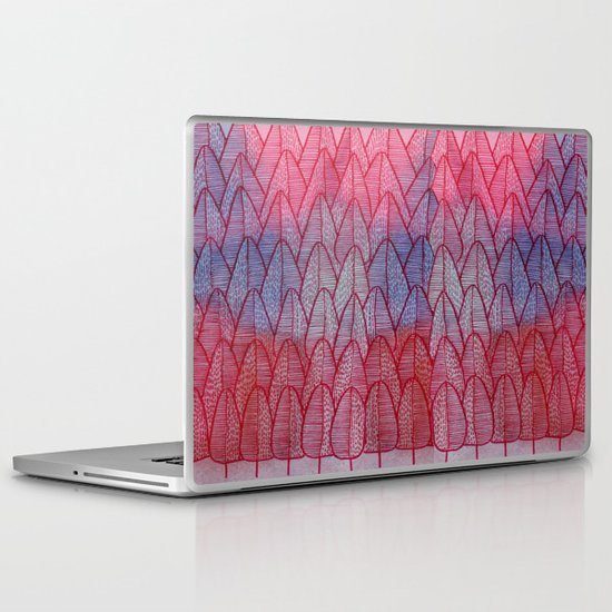 Leaves / Nr. 6 Laptop & iPad Skin