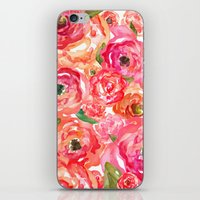 Bed of Roses iPhone & iPod Skin