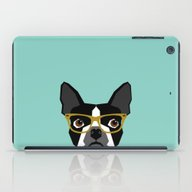 iPad Case featuring Darby - Boston Terrier P… by PetFriendly