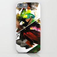 iPhone & iPod Case featuring color study 1 by Dominic Damien