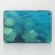 Beau Aqua iPad Case