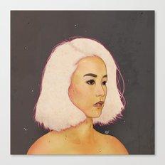 Pale Stasis Canvas Print