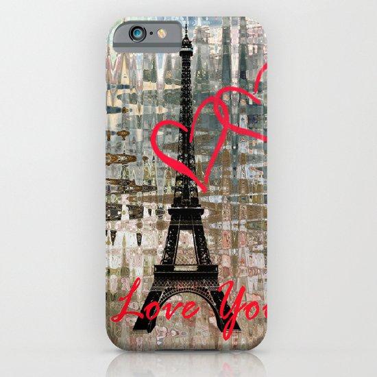 I Love You iPhone & iPod Case