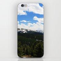 Berthoud Pass iPhone & iPod Skin