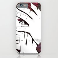 iPhone & iPod Case featuring River Phoenix by Kirstie Battson