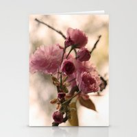 Such Fragile Moments We … Stationery Cards