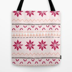 Girly Fairisle Tote Bag
