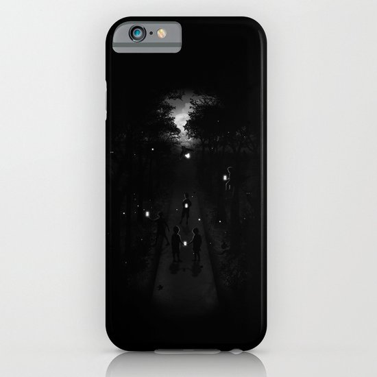 Fireflies iPhone & iPod Case
