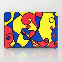Print #12 iPad Case