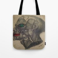 Beauty from the Inside Tote Bag