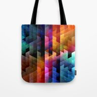 Tote Bag featuring Incredible by KrisLeov