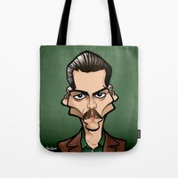 Donnie Tote Bag