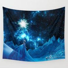 Frozen - Elsa Wall Tapestry