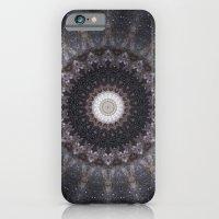 iPhone & iPod Case featuring Suki (Space Mandala) by Elias Zacarias