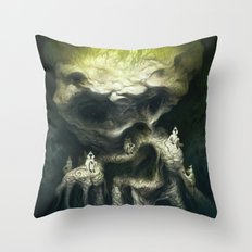 Jöbii Troop Throw Pillow