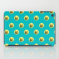 PURRFECT POLKA DOTS iPad Case