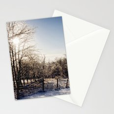 Frozen Countryside Stationery Cards